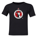 Xolos de Tijuana Kids T-Shirt (Black)