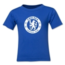 Chelsea Emblem Toddler T-Shirt (Royal)