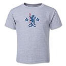 Chelsea Lion Toddler T-Shirt (Gray)