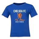 Chelsea Graphic Toddler T-Shirt (Royal)