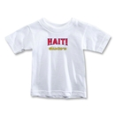 CONCACAF Gold Cup 2013 Toddler Haiti T-Shirt (White)