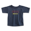 CONCACAF Gold Cup 2013 Toddler Belize T-Shirt (Navy)