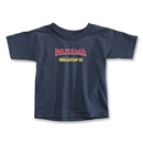 CONCACAF Gold Cup 2013 Toddler Panama T-Shirt (Navy)