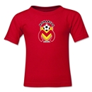 Morelia Monarcas Toddler T-Shirt (Red)