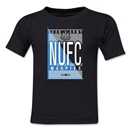 Newcastle United NUFC Toddler T-Shirt (Black)