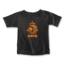Netherlands Toddler T-Shirt (Black)