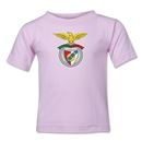 Benfica Toddler T-Shirt (Pink)