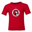 Xolos de Tijuana Toddler T-Shirt (Red)