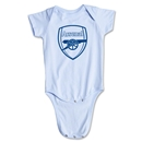 Arsenal Crest Onesie (Sky Blue)