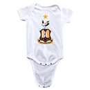 Bradford City Onesie (White)