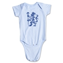 Chelsea Distressed Lion Onsie (Sky Blue)