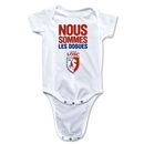 LOSC Lille We Are Onesie (White)
