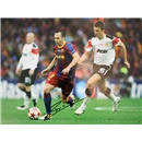 Icons Signed Andres Iniesta Barcelona Photo