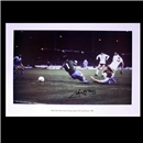 Icons Ricky Villa Signed Tottenham Hotspur FA Cup Goal Against Man City Photo