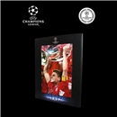 Icons Official UEFA Champions League Steven Gerrard Signed Photo