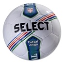 Select Futsal Jinga Senior Ball (White/Stripe)