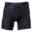 adidas Sport Performance ClimaCool 2-Pack Boxer Brief (Blk/Grey)