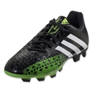 adidas Predito LZ TRX FG (Black/Running White/Ray Green)