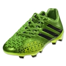 adidas Predator LZ TRX FG Junior (Ray Green/Black)