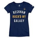 adidas Beckham Rock'D My Galaxy Women's T-Shirt