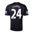 Chelsea 13/14 24 CAHILL Third Soccer Jersey