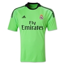 Real Madrid 13/14 Away Goalkeeper Soccer Jersey