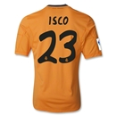 Real Madrid 13/14 ISCO Third Soccer Jersey