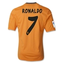 Real Madrid 13/14 RONALDO Third Soccer Jersey
