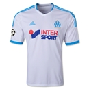 Olympique Marseille 13/14 UCL Home Soccer Jersey