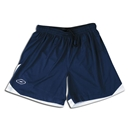 Xara Tour Soccer Shorts (Navy/White)