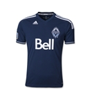 Vancouver Whitecaps 2013 Secondary Youth Soccer Jersey