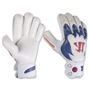 Warrior Skreamer Sentry 13 Goalkeeper Glove (White/Navy/Royal)