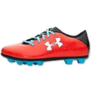 Under Armour Blur III HG Junior (Red/Black/Pirate Blue)