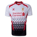 Liverpool 13/14 Away Soccer Jersey