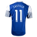FC Dallas 2014 CASTILLO Replica Secondary Soccer Jersey