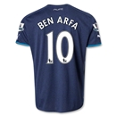 Newcastle United 13/14 BEN ARFA Away Soccer Jersey