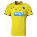 Newcastle United 13/14 Third Soccer Jersey