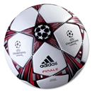 adidas UCL Finale 13 Official Match Ball (White/Black)