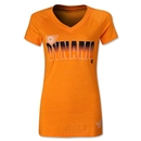 Houston Dynamo Originals Women's Header T-Shirt