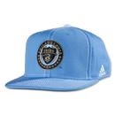 Philadelphia Union Flat Brim Snap Back Cap