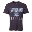 San Jose Originals Earthquakes Conference T-Shirt