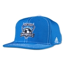 San Jose Earthquakes Flat Brim Snap Back Cap