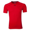 Under Armour Heatgear Sonic Compression T-Shirt (Red)