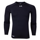 Under Armour Heatgear Sonic Compression LS T-Shirt (Black)