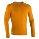 Under Armour Heatgear Sonic Compression LS T-Shirt (Gold)