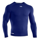 Under Armour Heatgear Sonic Compression LS T-Shirt (Royal)