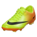 Nike Mercurial Vapor IX FG Junior (Volt/Black)