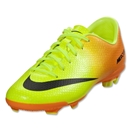 Nike Mercurial Veloce FG Junior (Volt/Black)