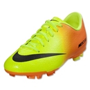 Nike Mercurial Victory IV FG Junior (Volt/Black)