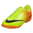 Nike Mercurial Victory IV TF Junior (Volt/Black)